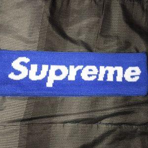 Blue supreme headband